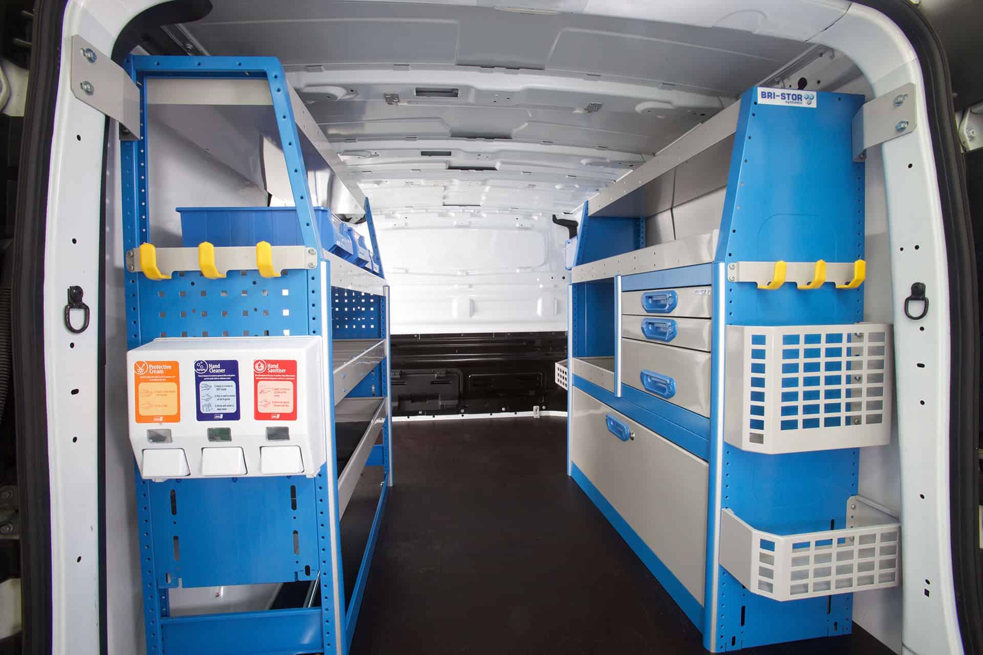 Van Racking Systems