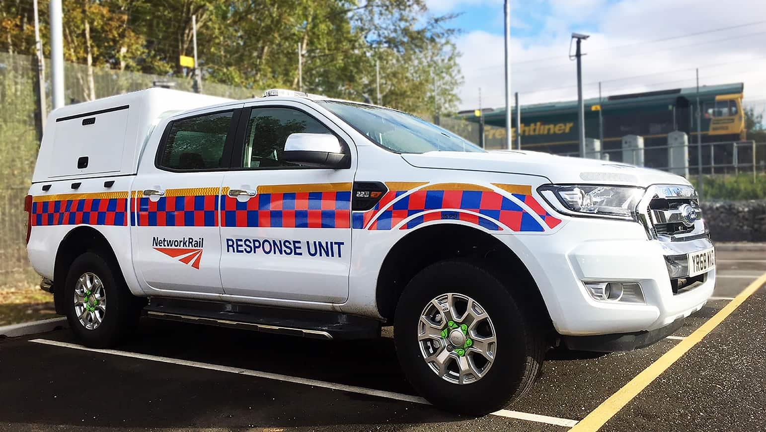 Network Rail Rapid response