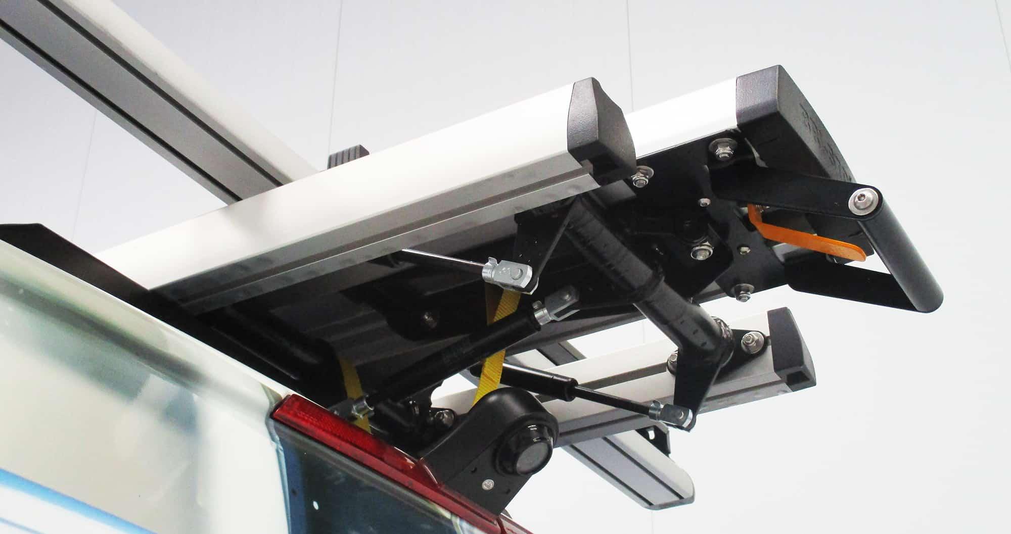 van roof equipment
