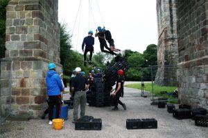 Apprentice Team building