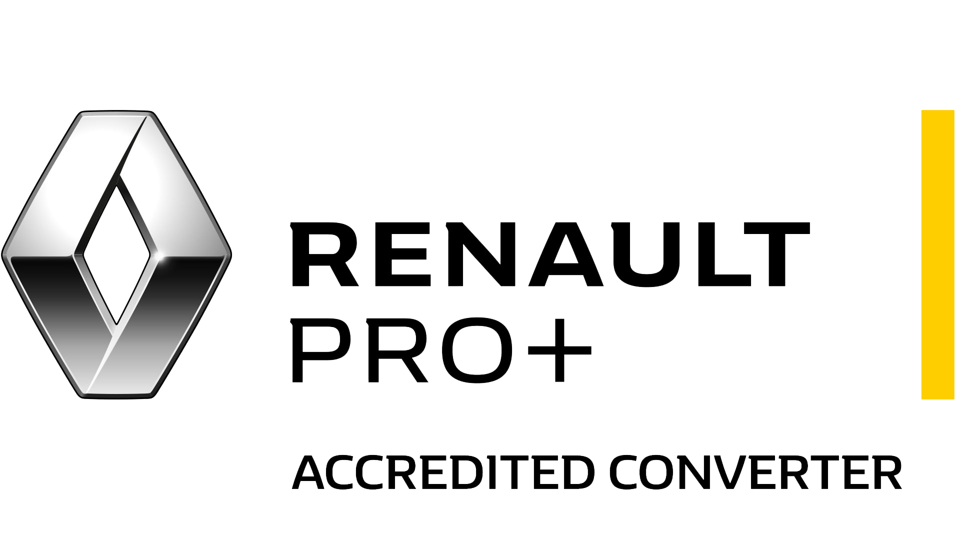 Renault accredited converter